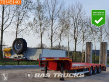 Faymonville F-S43-1AAF 450cm Extendable Hydr. Rampen semi-trailer new heavy equipment transport