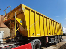 Trailer Benalu C34CMS01 50cub tweedehands kipper