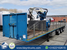 Kennis flatbed semi-trailer CL-1730-2-FB