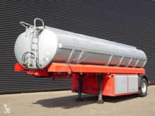Semi remorque LAG TBA-22 / TANK TRAILER / 5 COMPARTMENTS citerne occasion