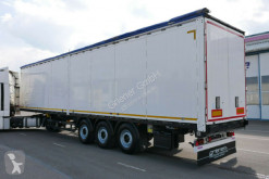 Schmitz Cargobull SW 24/ WALKINGFLOOR SEITLICHE TÜREN FALTWAND 10 semi-trailer used moving floor