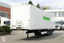 Semirremolque furgón Krone Kleider Koffer / Textil / BPW / Miete 850€