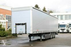 Sættevogn Kögel Standard/Edscha/Code XL/Liftachse/Miete 680€ palletransport ny