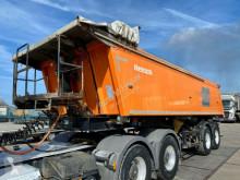Reisch tipper semi-trailer RHKS-32/18 AL Stahl / Alu Mulde 26m³