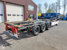 Sættevogn Renders RSCC 12 27 - BPW assen - Trommelremmen (O579) containervogn brugt