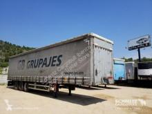 Tautliner semi-trailer Curtainsider Standard
