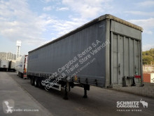 Curtainsider Standard semi-trailer used tautliner