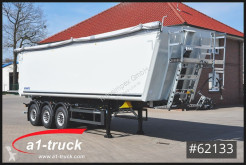 Semi remorque Schmitz Cargobull SKI 24 SL 9.6, ALU 52,2m³ Kombitür Liftachse benne neuve