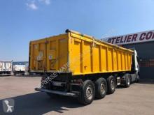 Kaiser construction dump semi-trailer alu 26 m3