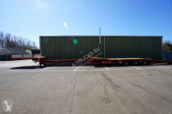Trailer dieplader Nooteboom EXTENDABLE SEMI LOW LOADER WITH RAMPS