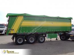 LAG tipper semi-trailer 39 KHSL + 41 CUB +