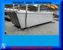 Schmitz Cargobull neue Alu- Muldenaufbau für Kippauflieger flak begagnad