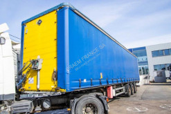 Samro ST 39 semi-trailer used box