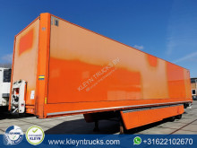 Krone Dry Liner semi-trailer used box