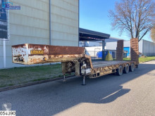 ACTM heavy equipment transport semi-trailer Lowbed 57500 kg, B 2,47 + 2x 0,25 mtr