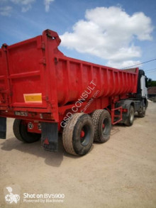 Trailer Fruehauf tweedehands dumper