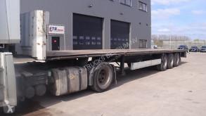 Krone flatbed semi-trailer SDP