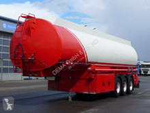 Lindner & Fischer Lindner&Fischer *4 Kammern*44270 ltr*Liftachse semi-trailer used powder tanker