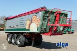 Kempf SKM 35/3, Alu, 26m³, Liftachse, Pendelklappe semi-trailer used tipper