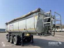 Semirremolque Schmitz Cargobull Kipper Stahlrundmulde Thermomulde 27m³ volquete usado