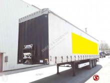 Krone tautliner semi-trailer Oplegger