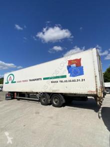 Fruehauf box semi-trailer Non spécifié