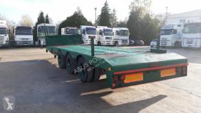 Nooteboom heavy equipment transport semi-trailer Non spécifié