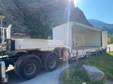 Naczepa do transportu sprzętów ciężkich Nicolas Non spécifié