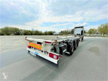 Trailer Asca SMAIL tweedehands containersysteem