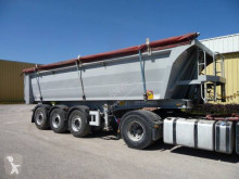 Tisvol construction dump semi-trailer Benne TP