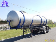 Silo semi-trailer used tanker