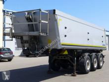 Semirremolque Schmitz Cargobull SKI 24 SL 7.2*24m³*Rollplane*Alu* volquete usado