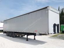 Kögel tautliner semi-trailer SEMIRIMORCHIO, CENTINATO FRANCESE, 3 assi