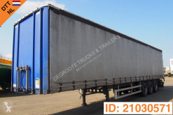 Turbo's Hoet tautliner semi-trailer Tautliner