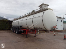 Trailer Tafymsa ATCR.11,8 tweedehands tank chemicaliën