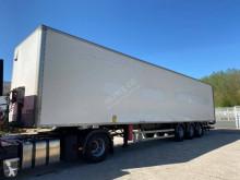 Fruehauf semi-trailer used plywood box