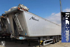 Trailer Menci semirimorchio vasca ribaltabile menci 52m3 usata tweedehands kipper graantransport