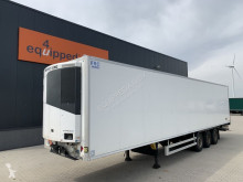 Kögel mono temperature refrigerated semi-trailer ThermoKing SLX300 D/E, FRC: 09/2023, SAF+Intradisc, Ladebordwand (2.000kg) Liftachse