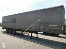 Полуремарке Krone SDP Schiebeplanen Sattelauflieger 27 eLHB3-CS подвижни завеси втора употреба