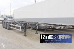 Semi reboque Bartoletti semirimorchio portacontainer scheletro usato porta contentores usado