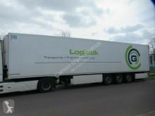 Krone insulated semi-trailer Doppelstock Tiefkühler, Liftachse, 4x Pal.Kasten