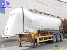 Spitzer Silo semi-trailer used tanker