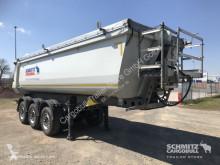 Schmitz Cargobull tipper semi-trailer Kipper Stahlrundmulde 27m³