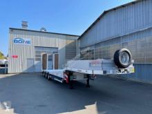 Nooteboom heavy equipment transport semi-trailer OSDS OSDS-48-03(EB)
