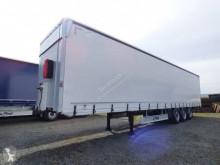 Fliegl reel carrier tautliner semi-trailer SDS 390 G COIL F