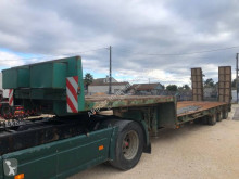 Carsul heavy equipment transport semi-trailer