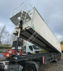 Tipper semi-trailer 3 x OVA 50m³ Isoliert