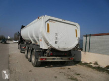 Trailor semi-trailer used construction dump
