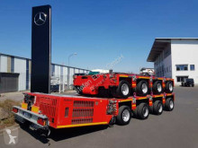 Goldhofer heavy equipment transport semi-trailer THP/ADD 4-08x04 'ADD DRIVE' Selbstfahrer-Schwerl