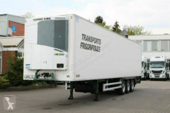 Chereau insulated semi-trailer Thermo King SLX 200 /Trennwand/2,6h/SAF